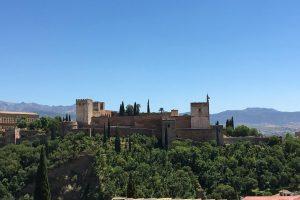 Ein Wochenende in Granada