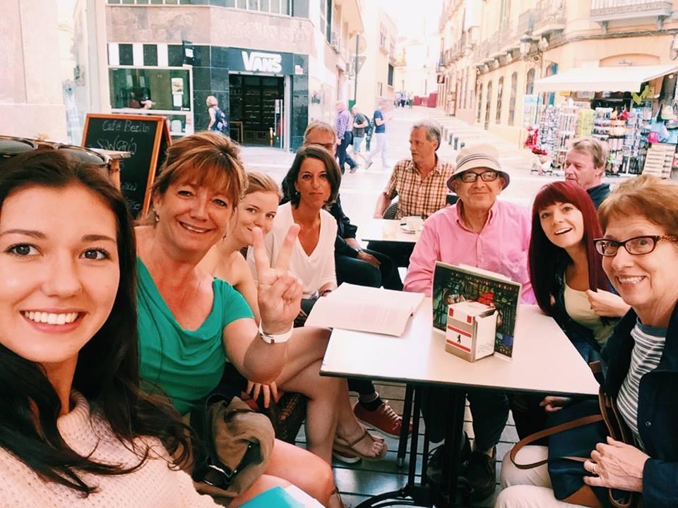 Spanische Intercambios: Die Schüler von CILE üben in Ihrer Freizeit Spanisch