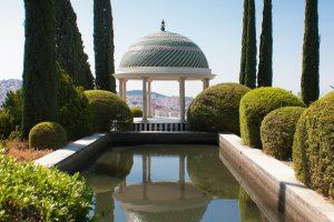 Ботанический сад в Малаге – Academia CILE – курсы испанского языка