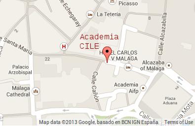 Contact - CILE Spanish courses in Malaga, Spain. on cathedral of malaga, festival malaga, costa del sol spain malaga,