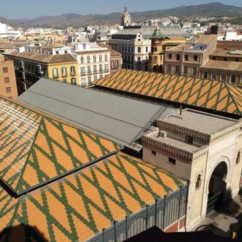 Atarazanas – Málaga's central market