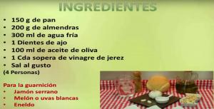 Ajoblanco - Spanischkurse bei CILE
