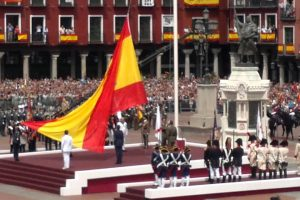The national anthem of Spain – study Spanish in Malaga with Academia CILE