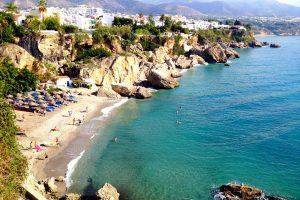 Discover Nerja´s beautiful coastline, Málaga, Academie CILE