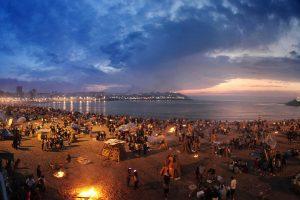 Mittsommerfest – Noche de San Juan