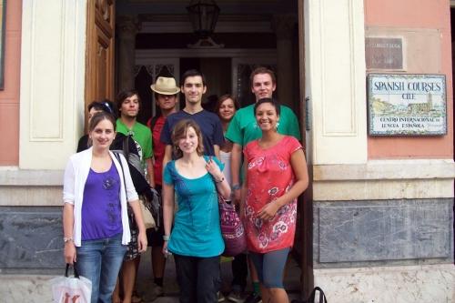 escuela de español en Málaga para extranjeros - CILE