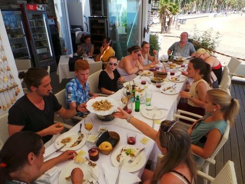 rutas culinarias - academia cile