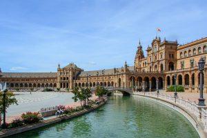 Ausflug nach Sevilla - Sprachkurse in Malaga bei CILE
