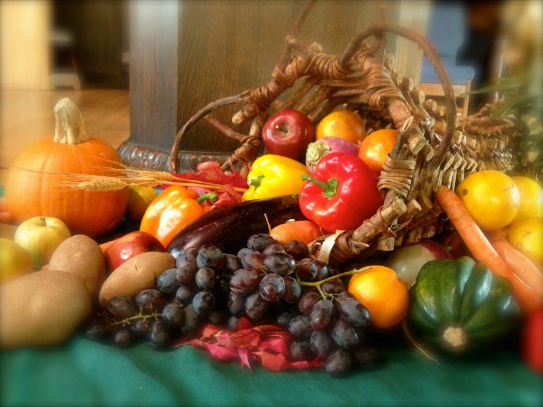 Herbst-Lebensmittel - Spanischkurse in Malaga