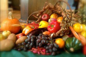 5 Herbst-Lebensmittel in Malaga