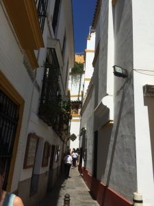 Ausflug nach Sevilla-Sprachkurs in Malaga bei CILE
