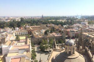 Einmal Touri-Programm bitte! Ausflug nach Sevilla