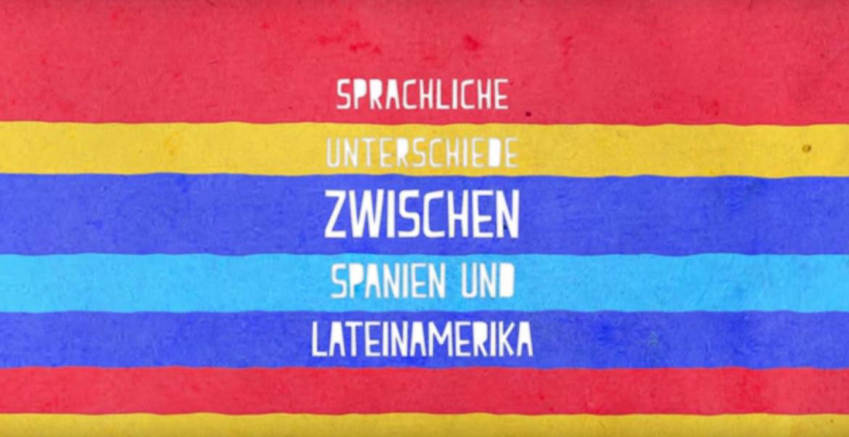 Grammatik Lateinamerika vs. Spanien - Spanischkurse bei CILE